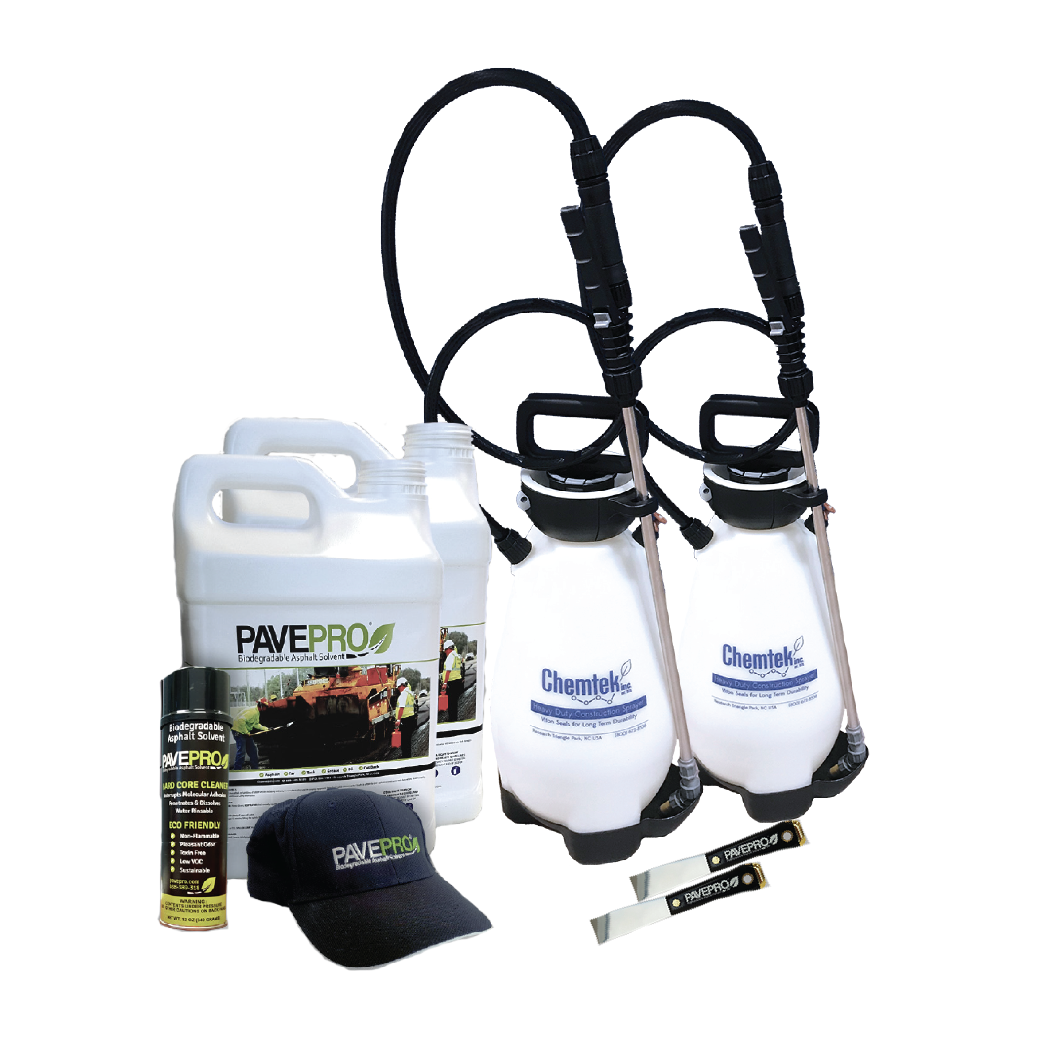 PavePro Crew Kit